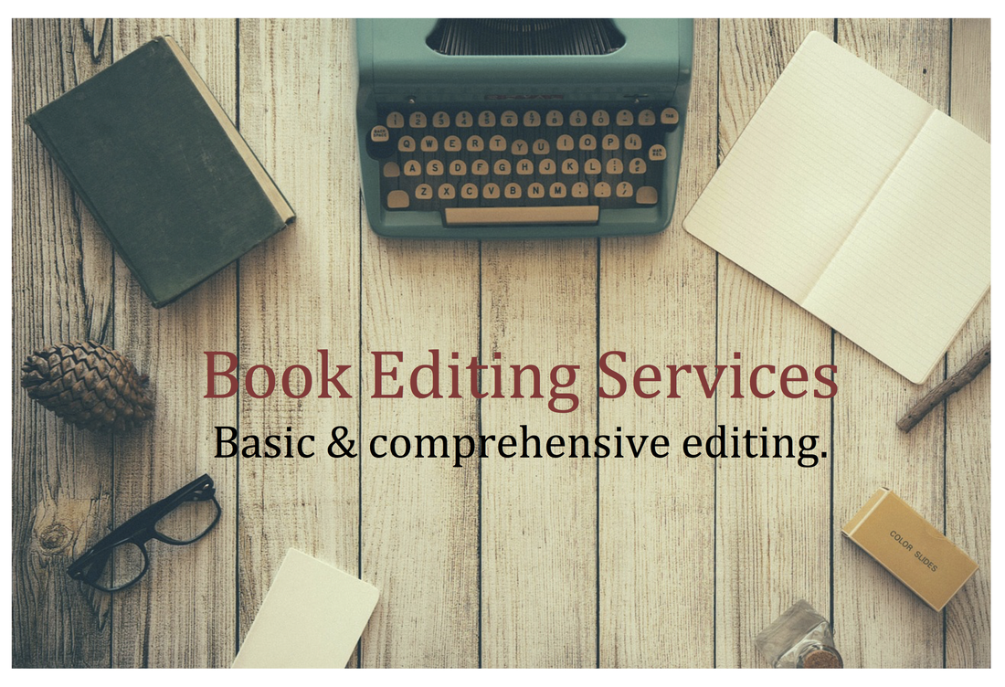 Book editing for doctors